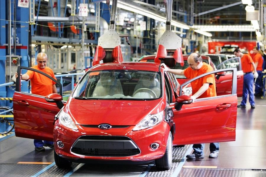 Pabrik Mobil Ford