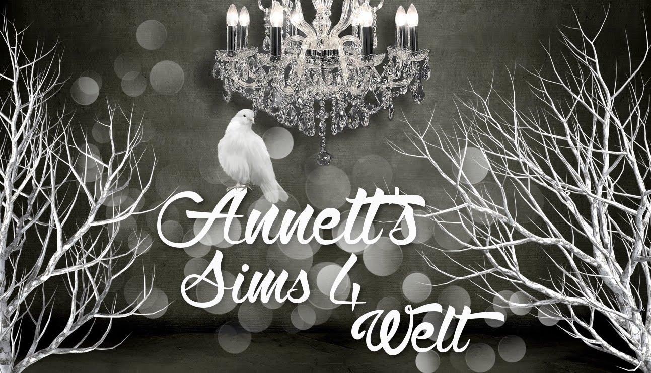 Annett's Sims 4 Welt
