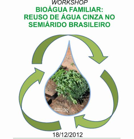 Ufersa promove Workshop sobre Bioágua Familiar