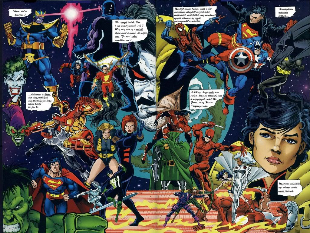 Marvel vs dc 03 02 03 m