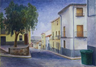 Calle del Pilar, Fuerte del Rey (15M)