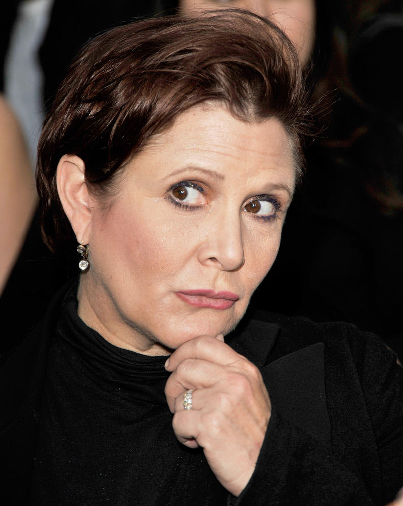 Carrie Fisher Nude Photos 15