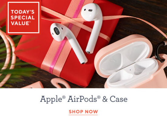Apple Airpods 2nd Generation with Charging Case and Accessories