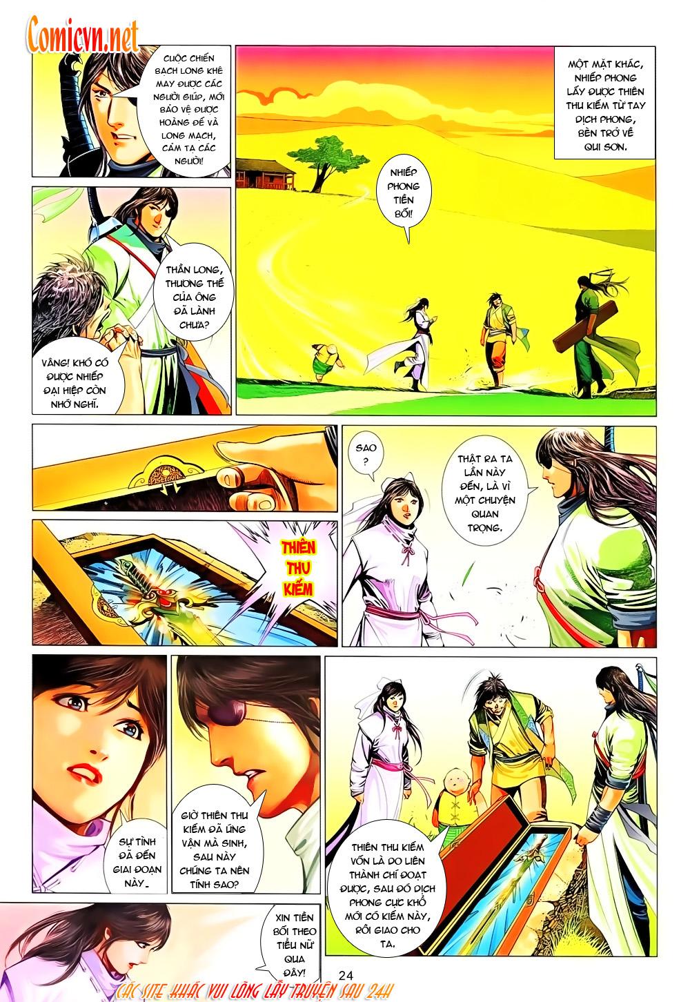 Phong Vân chap 638 Trang 20 - Mangak.info