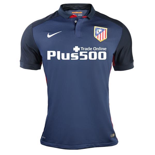 Camiseta suplente Nike del Atlético de Madrid 2015 2016 - Nuevo Fútbol de85c27d29f82