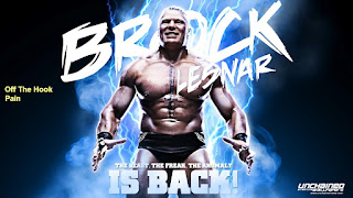 Great Wrestler Brock lesnar animal