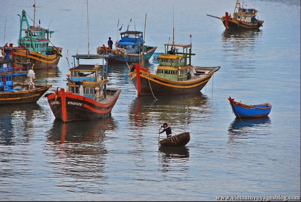 Tham quan làng chài Mũi Né, Phan Thiết