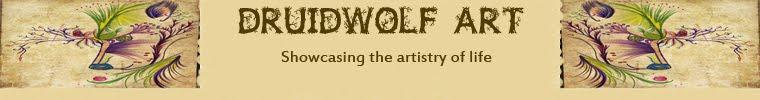 Druidwolf Art Daily Painting Blog