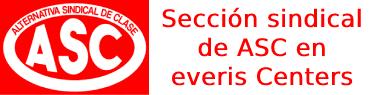 Sección Sindical de ASC en everis Centers