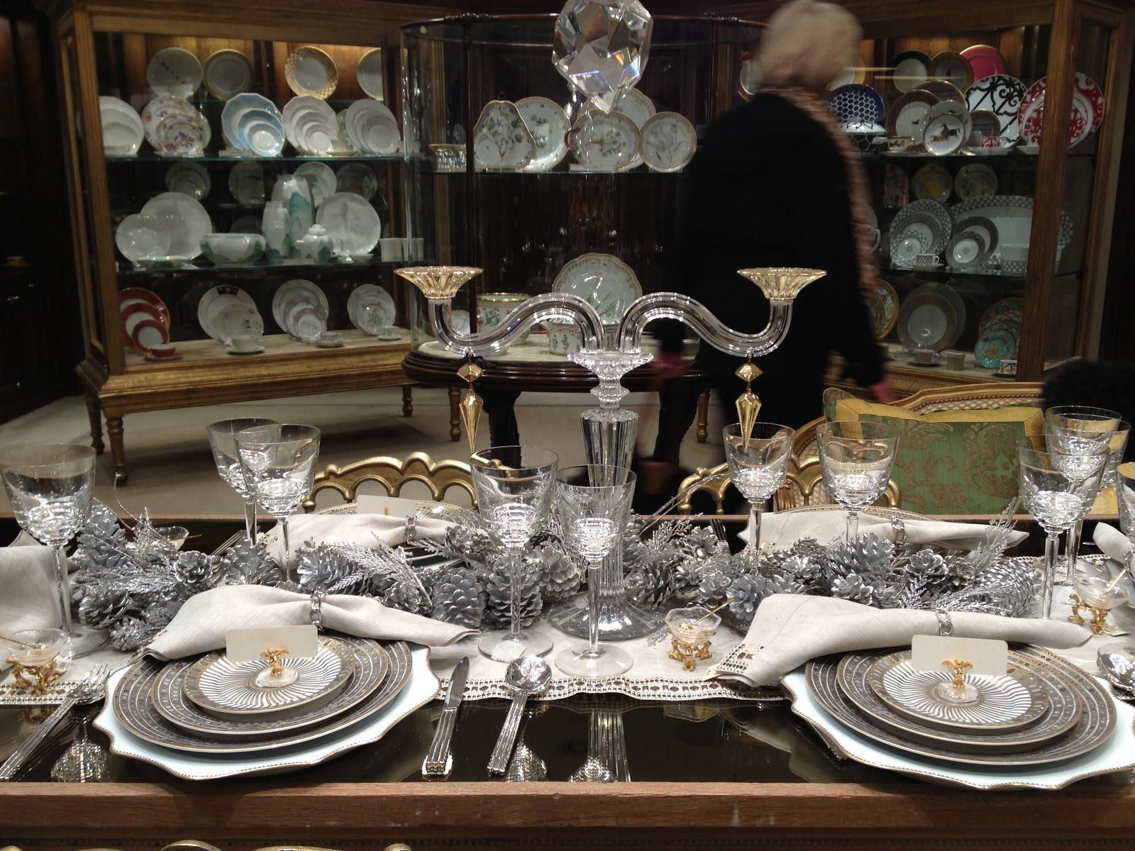 Bergdorf Goodman 2012 Winter Table - Syracuse Taupe   Mottahedeh ...