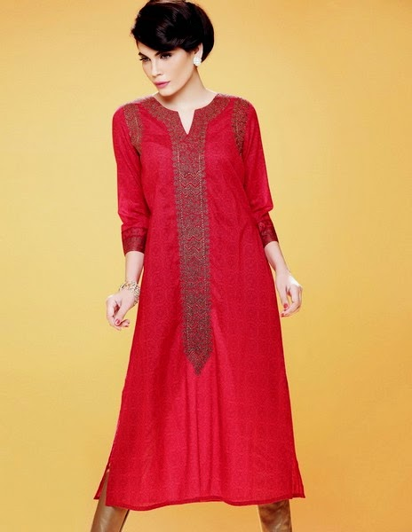 Nishat-Linen Pret Eid Collection 2014