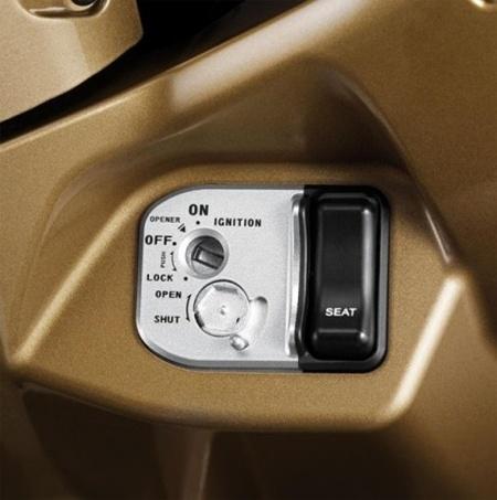 New Honda Click