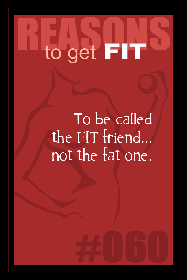 365 Reasons to Get Fit #060