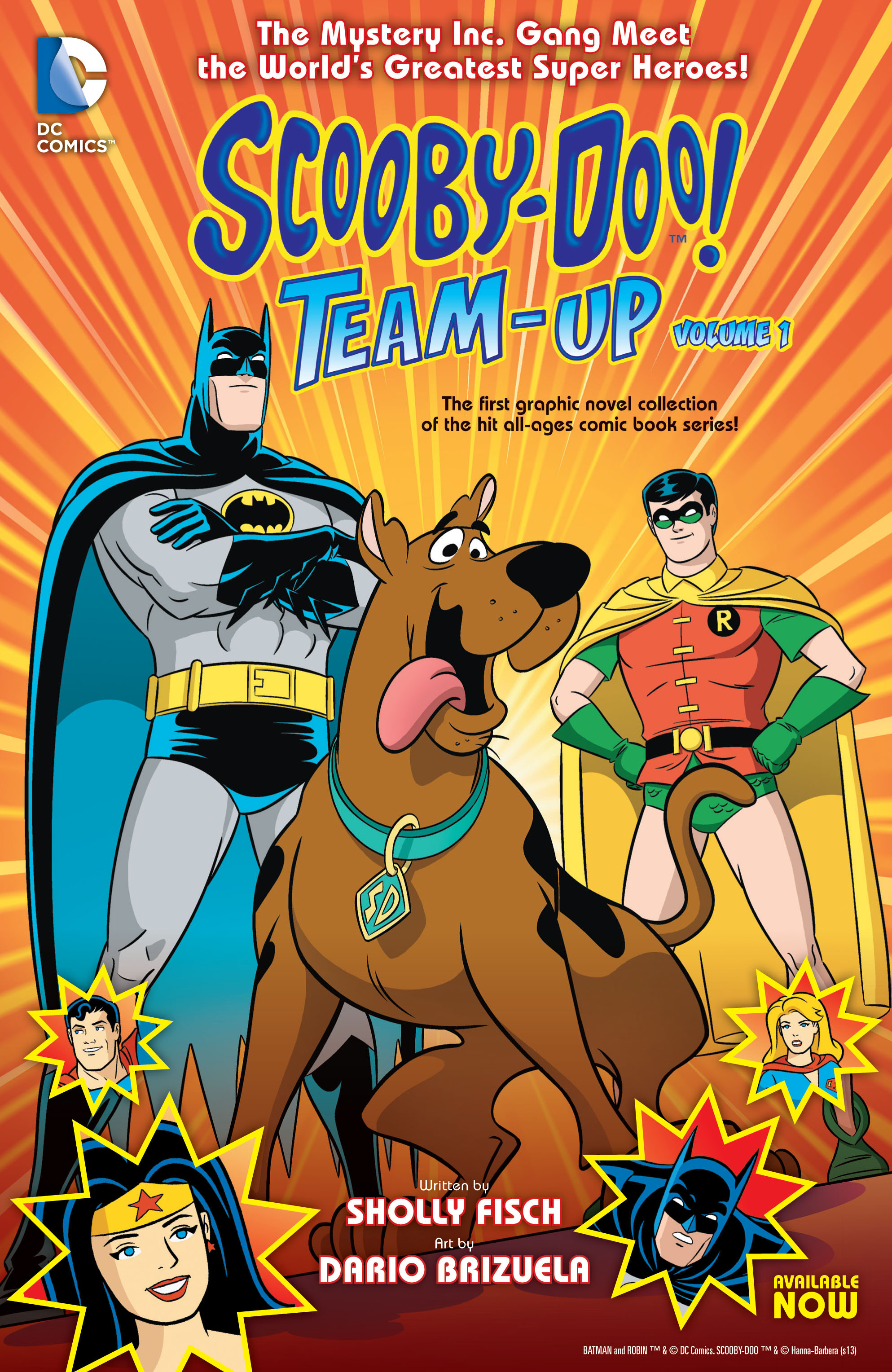 Read online Scooby-Doo! Team-Up comic -  Issue # _Special - 24