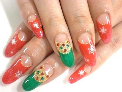 nail art christmas nail art designs