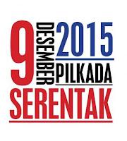 9 Desember 2015 - Pilkada Serentak