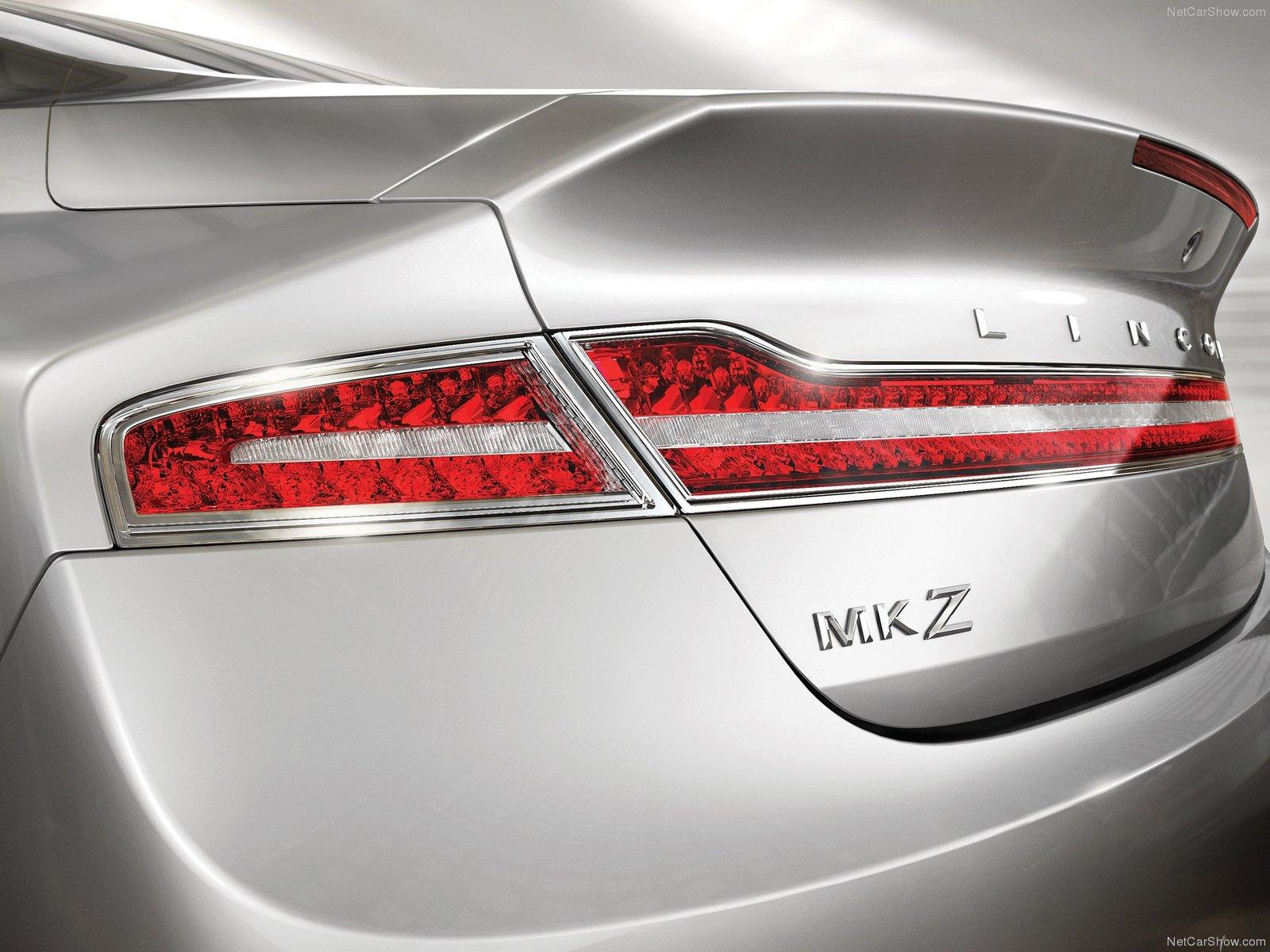 Hình ảnh xe ô tô Lincoln MKZ 2013 & nội ngoại thất