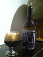 Belgisk dark barley wine? Alvinne och Birdsong - Nightowl