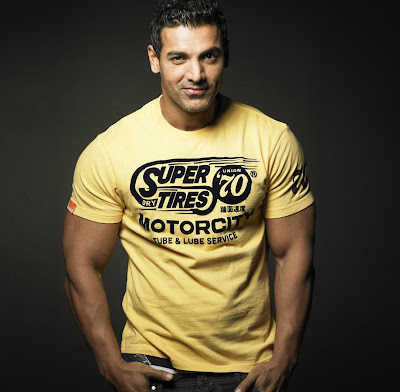 John Big Biceps Stylist  T-Shirt Full HD Wallpaper