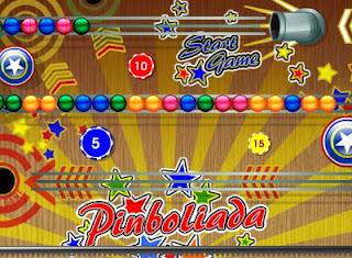 Permainan Zuma Pinballadia