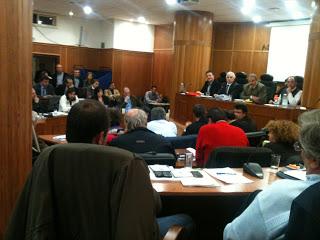 Δείτε τί είπαν οι αρχηγοί των δημοτικών παρατάξεων στο Δημοτικό Συμβούλιο Λουτρακίου - Αγίων Θεοδώρων (video)