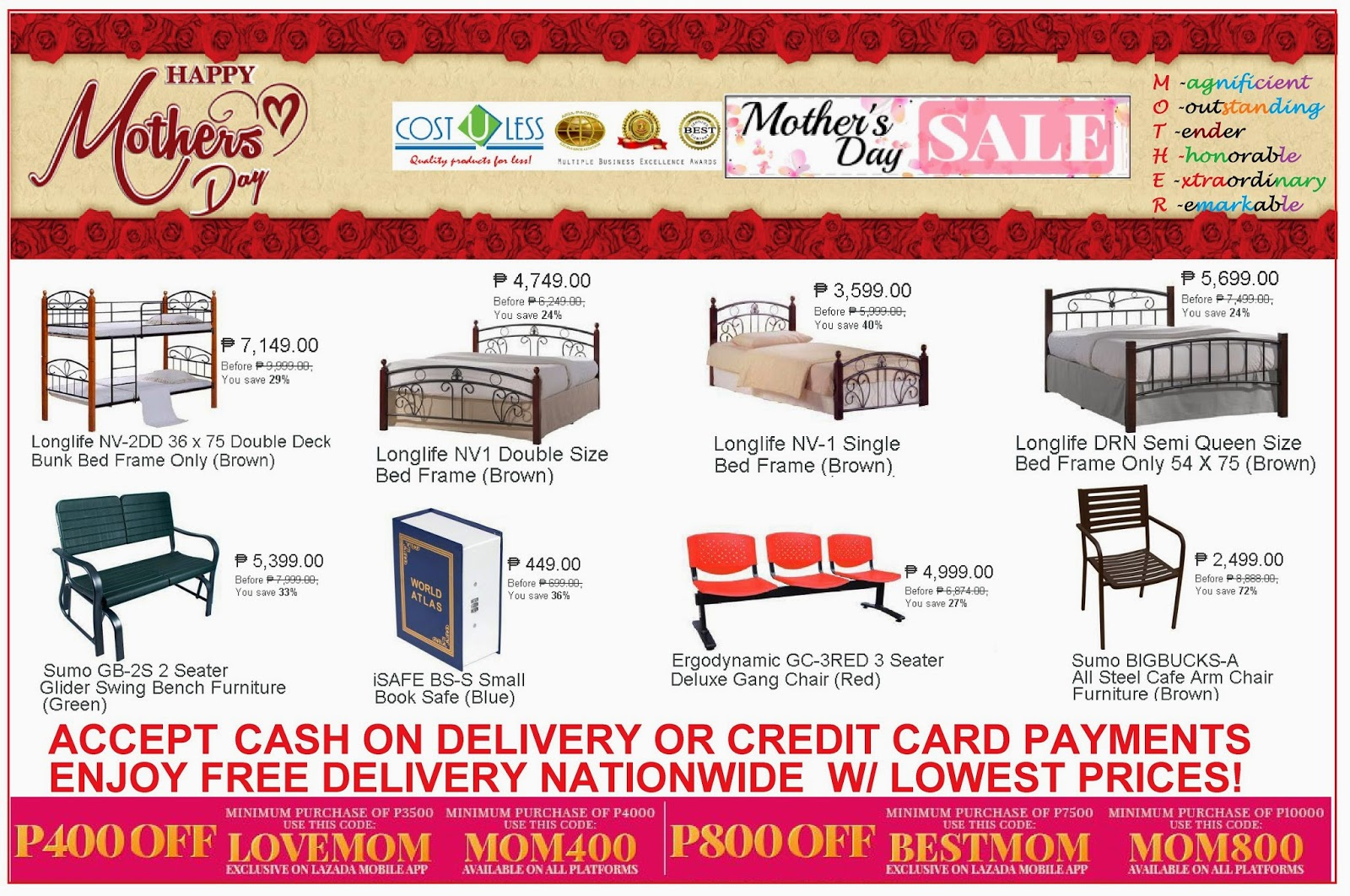 Furniture stores in manila philippines - Home Furniture Sale For Mother S Day