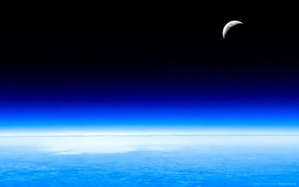 hình nền mặt trăng đẹp