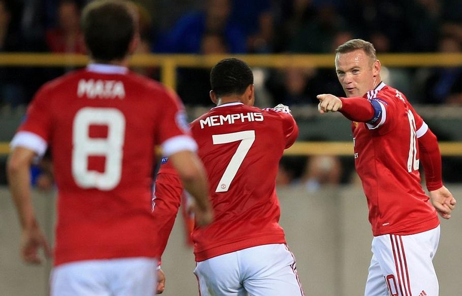 Hasil Play Off Liga Champions Kamis Dini Hari, MU sikat Club Brugges 4 Gol