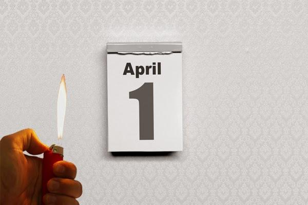 Signal against false alarms: The postilion boycotted April 1