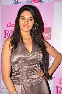 Jinal Pandya Spicy Stunning Pictures at Dabur Gulabari Miss Rose Glow South 2011
