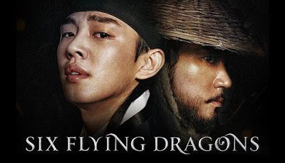 Sinopsis Drama Korea Six Flying Dragons Episode 1-Tamat