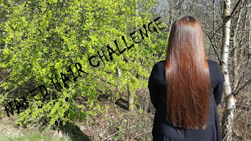 Naked Hair Challenge