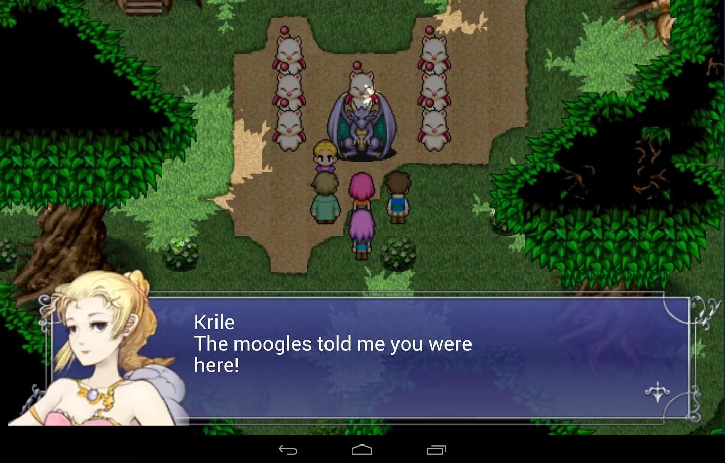 Final Fantasy V 5 Apk + Data