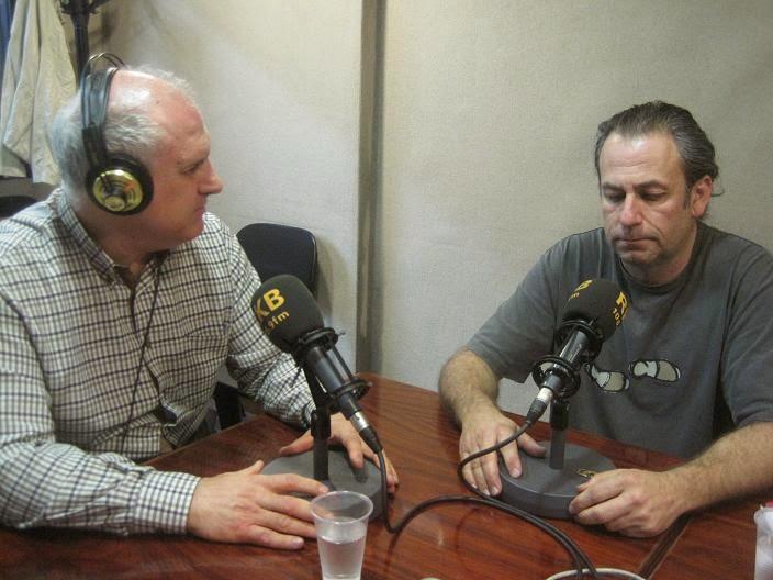 Entrevista en RKB. Sense afany de lucre. Jueves 20 Marzo 2014