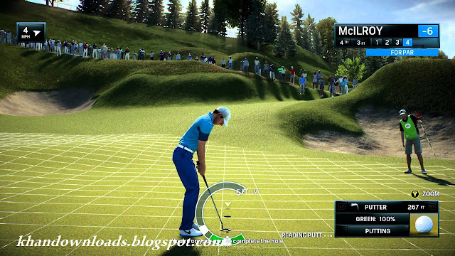 Rory McIlroy PGA Tour PC Game