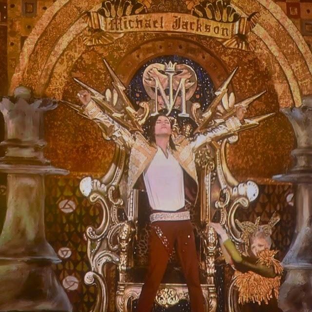 Un rey llamado Michael Jackson