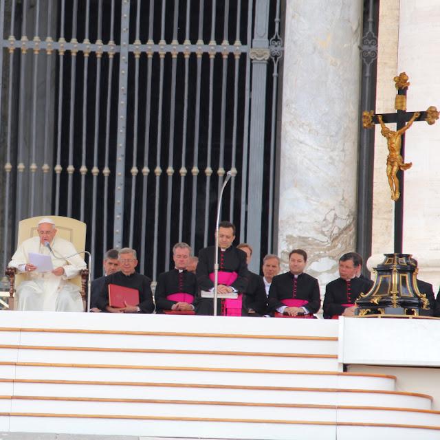 Papal Mass.