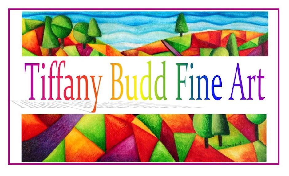 Tiffany Budd- Fine Artist