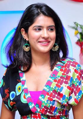 Deeksha Seth Hot Glamour in Skirt Latest Stills