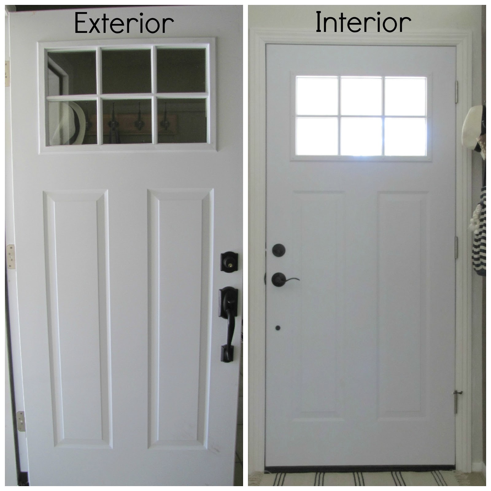 Adventures In Diy Front Entry Door