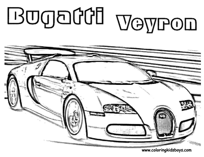 Race Car Coloring Pages Free Printable Coloring