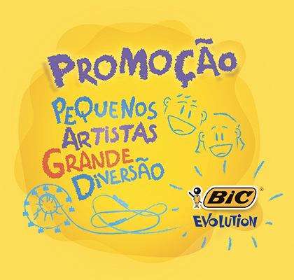 Participar nova Promoção Bic Evolution 2015