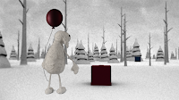 short film, animation, stop motion, cgi, softimage, balloon, The Gift - Still | Jen Haugan