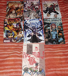 Ultimas compras de comics