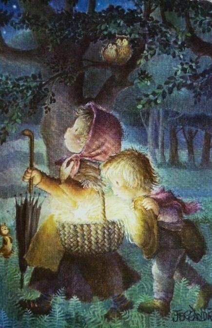 Ilustraciones Infantiles De Juan Ferrndiz Licena Hill