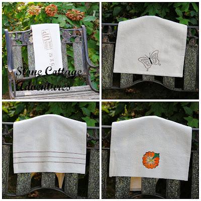 drop cloth dish towels