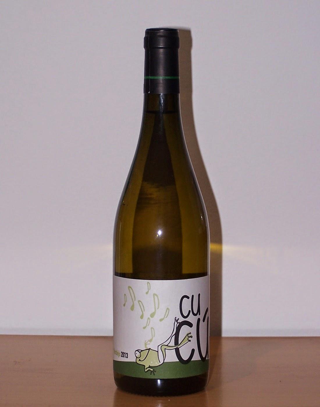 Cu Cú 2013, Vino de la Tierra de Castilla y León
