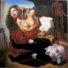 ZONE GRISE (peintures)(2009-2010)