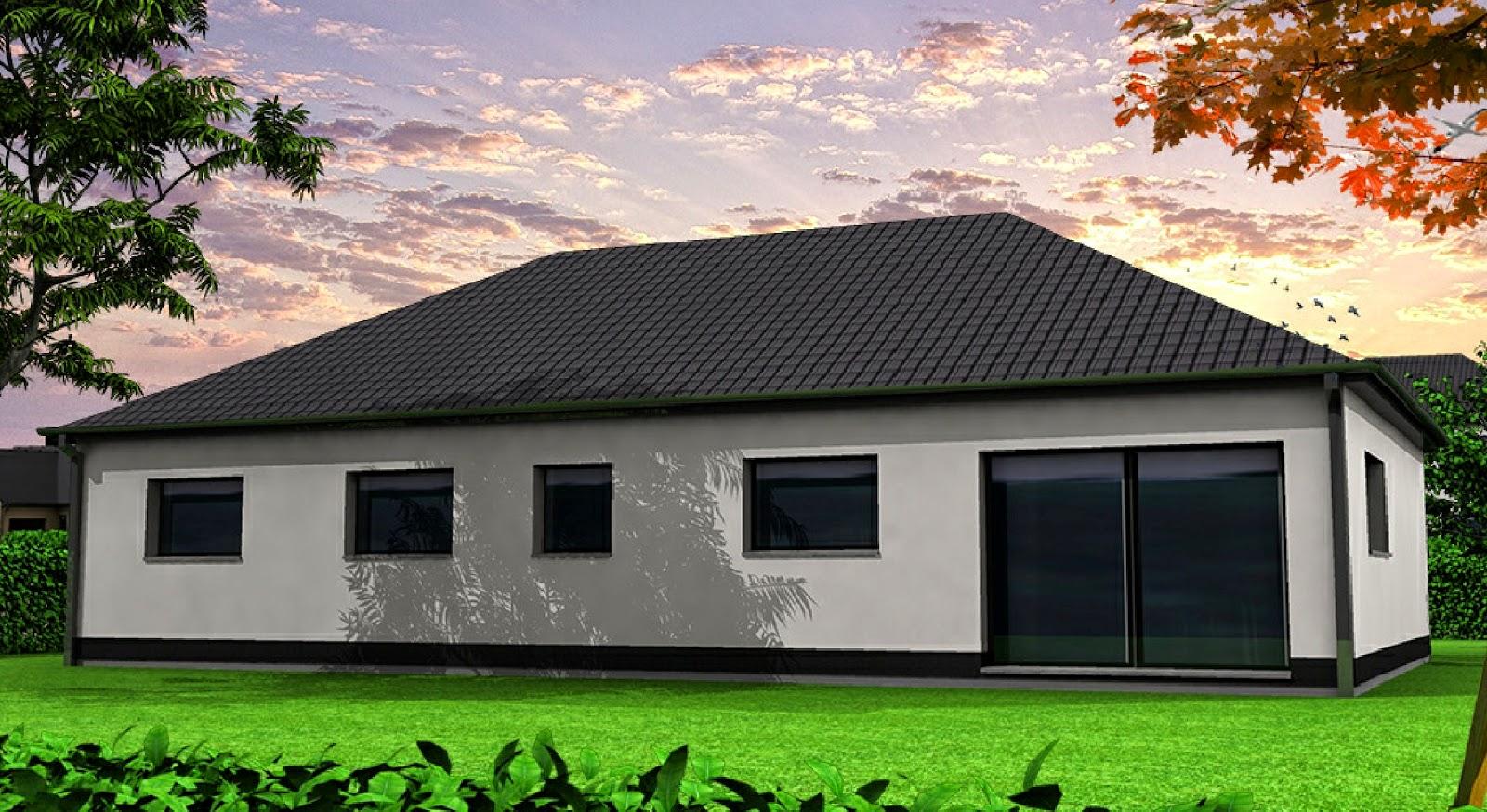 Maison-Familiale LILLE: CARNIN - Plain Pied - 99 m²