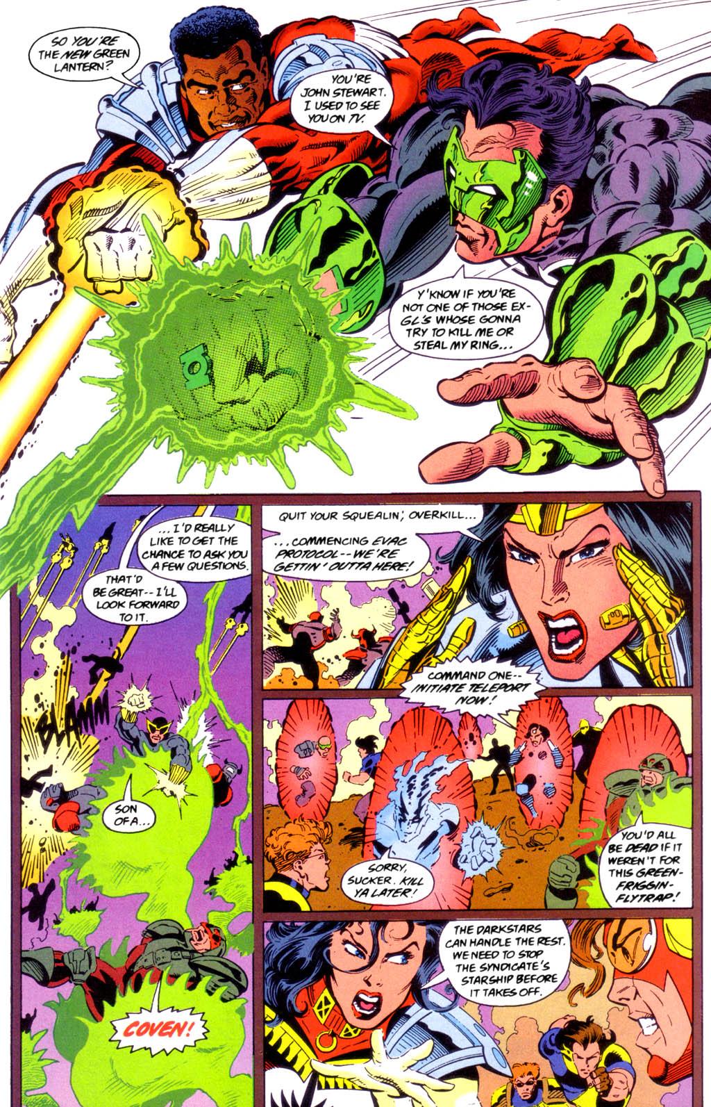Deathstroke (1991) Issue #49 #54 - English 4